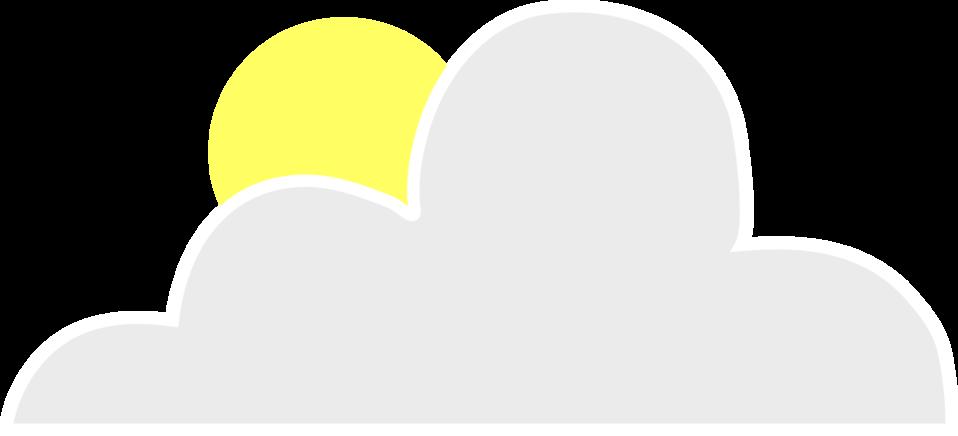 Sun behind cloud clipart clip art library download Public Domain Clip Art Image | Sun behind cloud | ID: 13548581419858 ... clip art library download