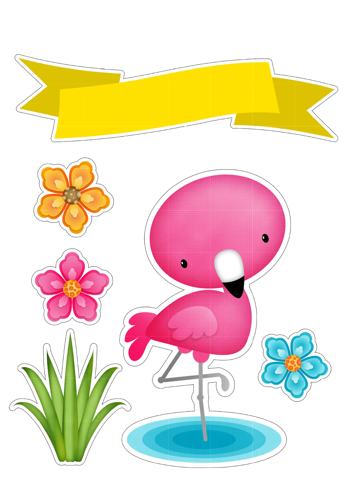 Sun blast clipart clip art free stock Ana's hobby: Flamingo | emblema | Pinterest | Flamingo, Scrap and ... clip art free stock