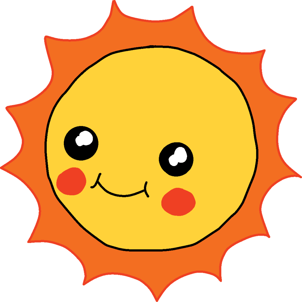Sun boarder clipart clipart freeuse stock Sun Transparent Png Images Free Download 1022×1024 Face Clipart ... clipart freeuse stock