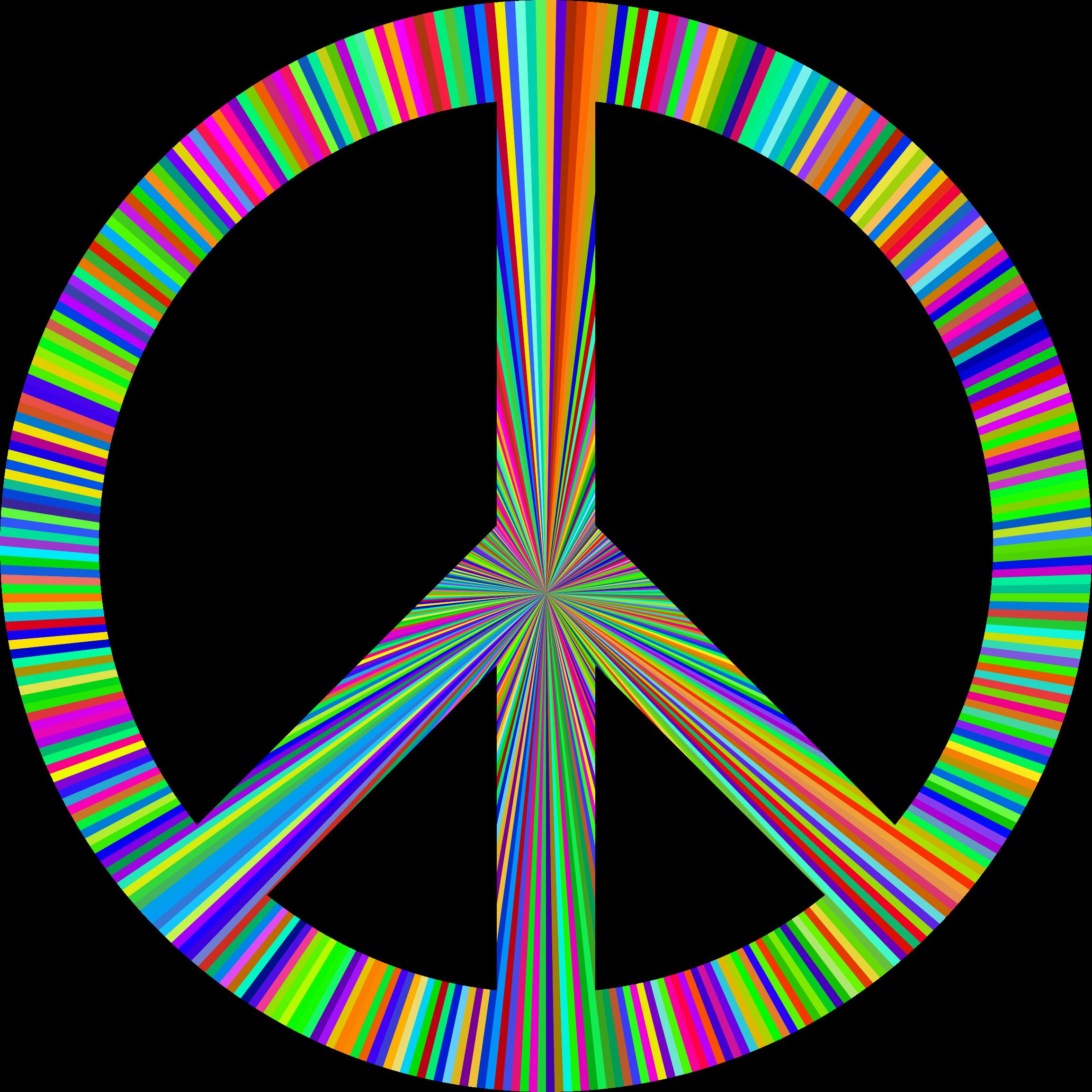 Sun burst clipart jpg free download Clipart - Peace Sign Sunburst jpg free download