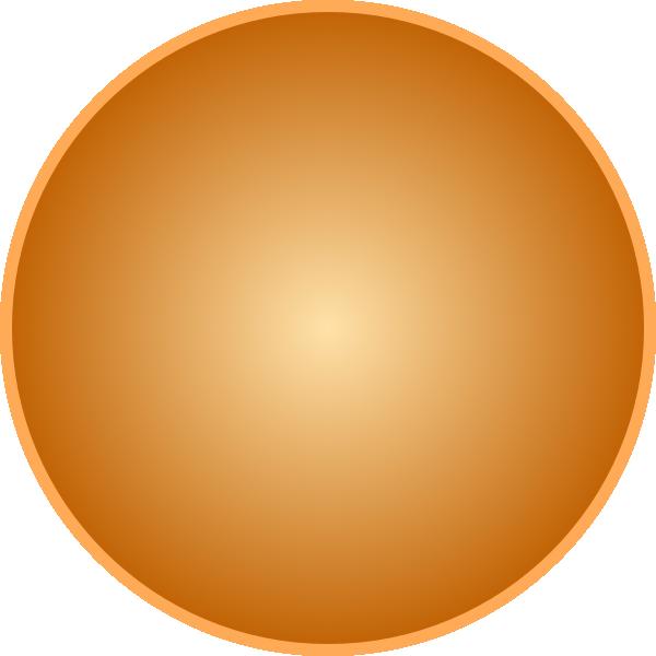 Sun clipart 3d freeuse stock 3d Orange Cam Ball Clip Art at Clker.com - vector clip art online ... freeuse stock