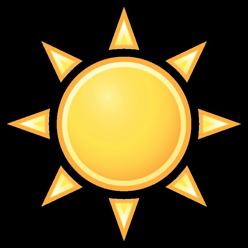 Sun Clip Art With Transparent Background | Clipart Panda - Free ... svg transparent stock