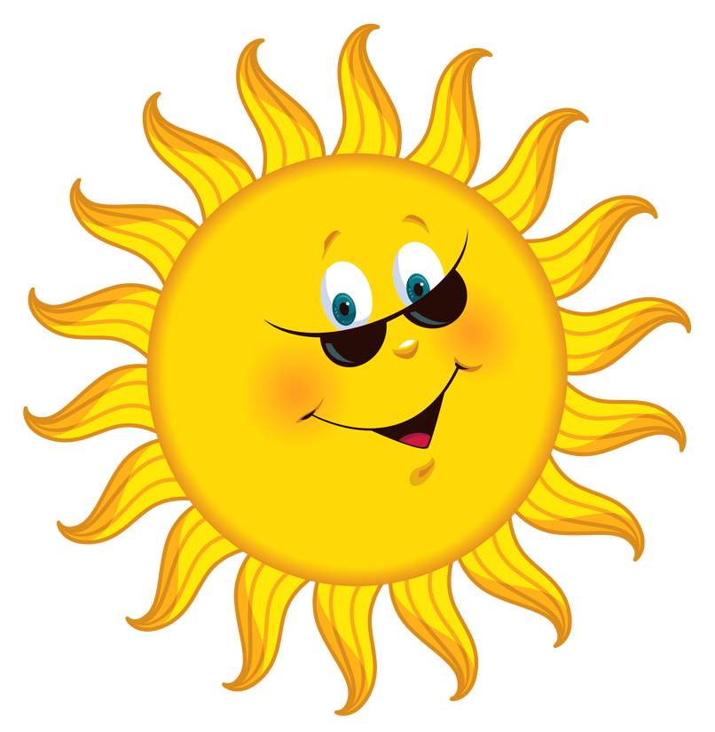 Sun clipart hd banner stock Free Cartoon Pictures Of Sunshine   Reviewwalls.co banner stock