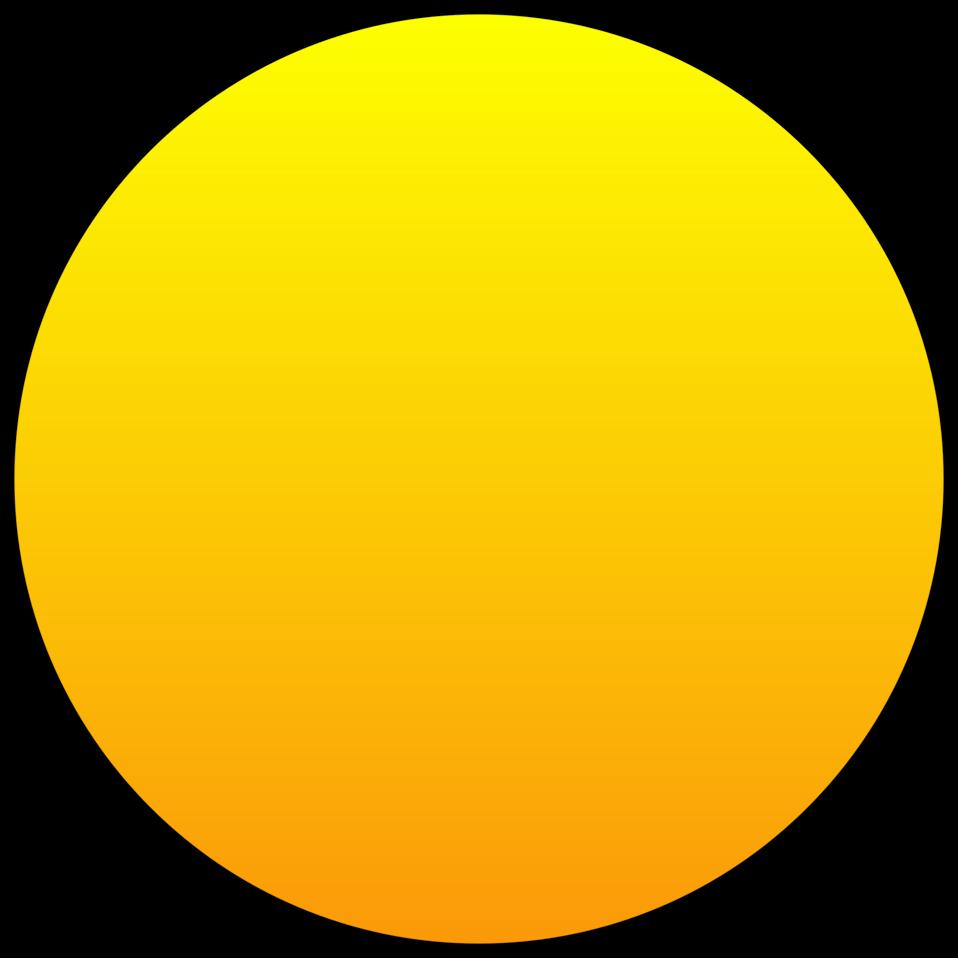 Sun clipart public domain clipart transparent library Public Domain Clip Art Image | Orange Sun Outlined | ID ... clipart transparent library