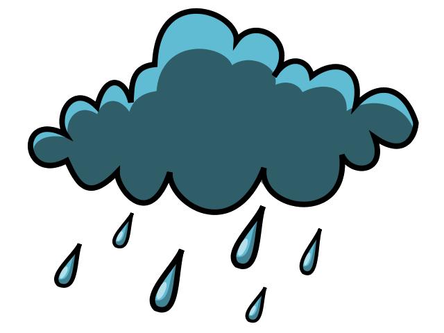 Sun cloud rain clipart image free stock Rain Clouds Clipart   Clipart Panda - Free Clipart Images image free stock
