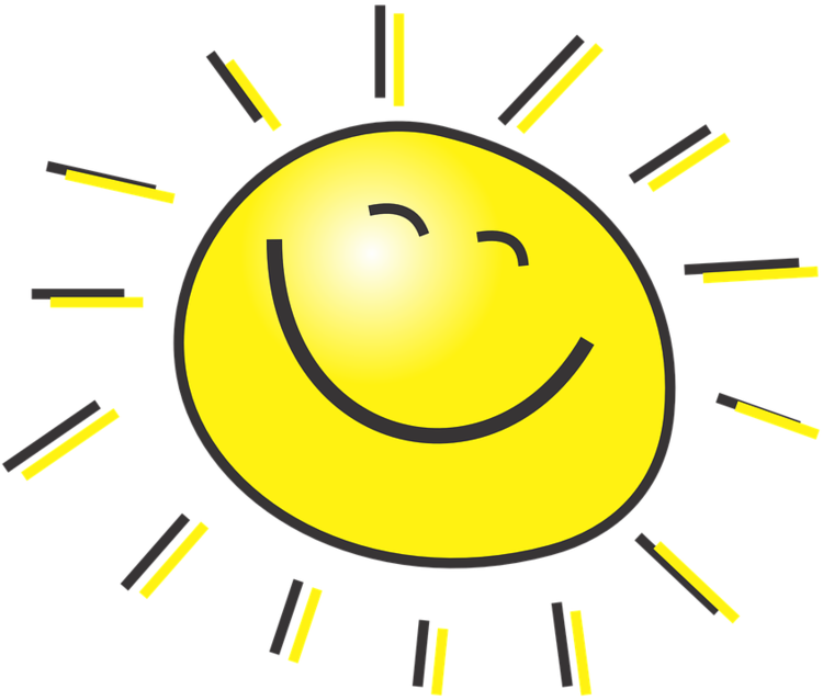 Sun coming up clipart png free You Light Up My Life — Center for Inspiration png free