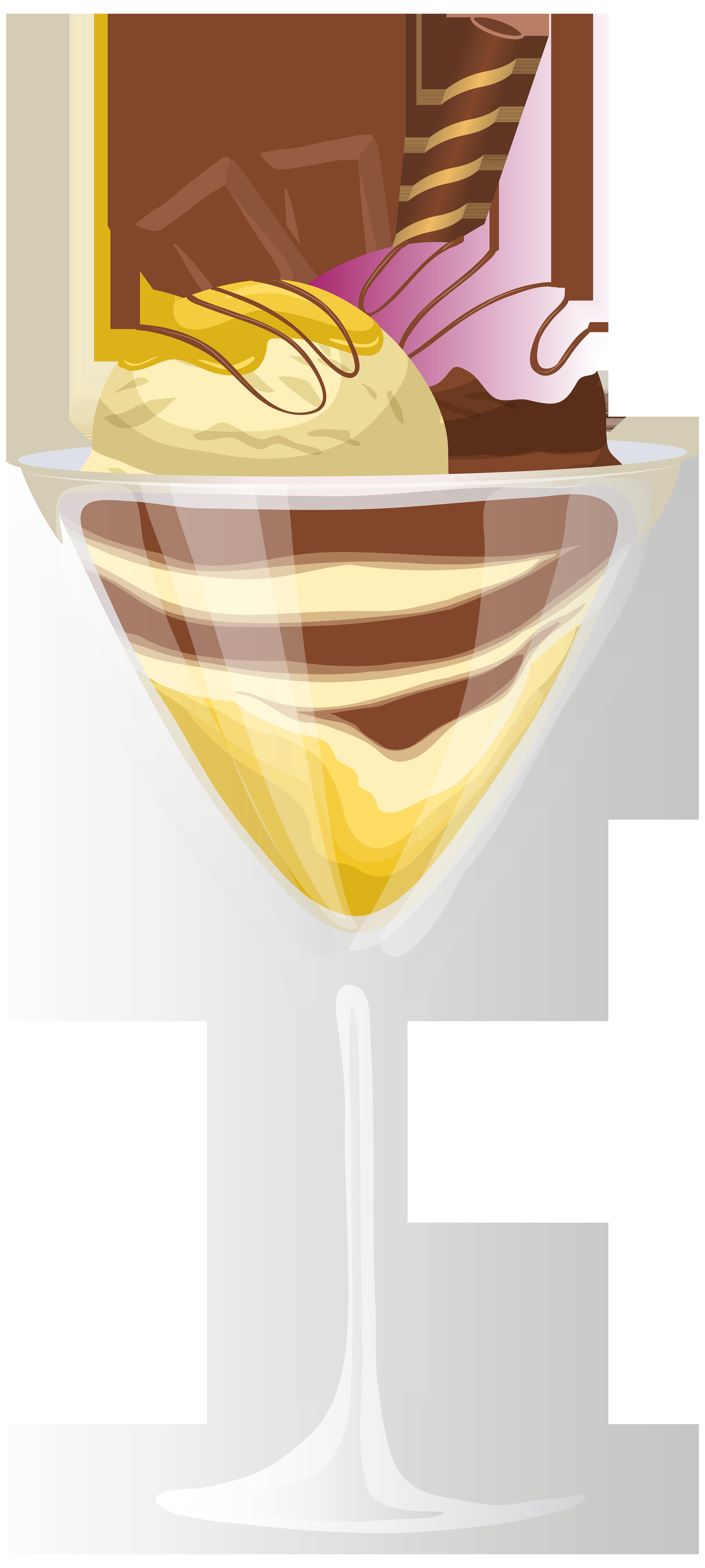 Sun cream clipart jpg freeuse download Ice Cream Sundae PNG Clip Art - Best WEB Clipart jpg freeuse download