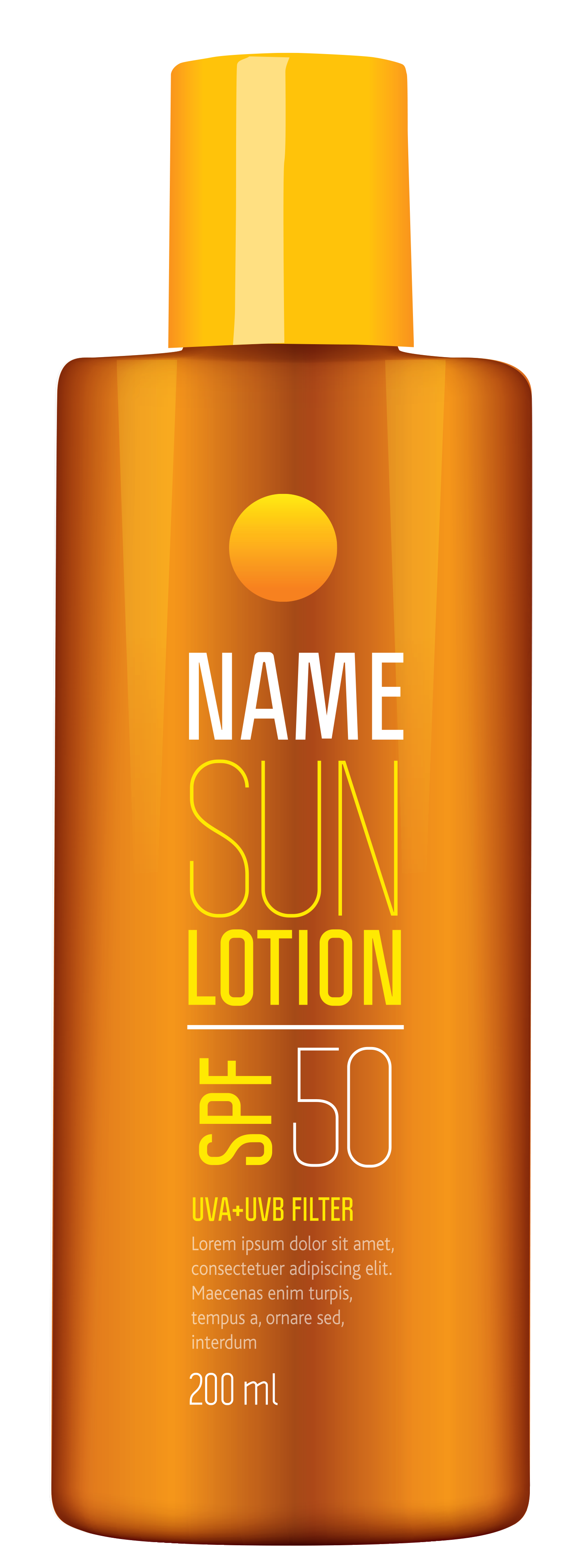 Sun drink clipart clip royalty free download Sun Lotion Tube PNG Clipart Picture | Gallery Yopriceville - High ... clip royalty free download