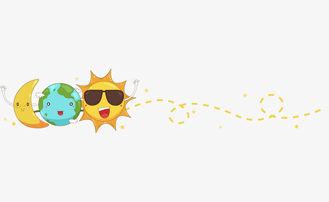 Sun earth moon clipart vector freeuse download Moon Sun Earth Dividing Line, Sun Clipar #84551 - PNG Images ... vector freeuse download
