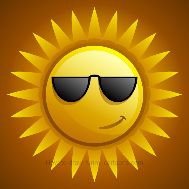 Sun i feel clipart image transparent library How to draw a sun clip art image transparent library
