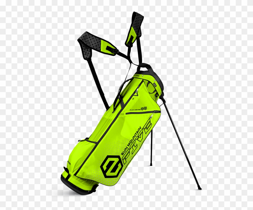Sun mountain golf clipart picture freeuse library Products - Sun Mountain 2016 Two-five Stand Bag, Male, Lime ... picture freeuse library