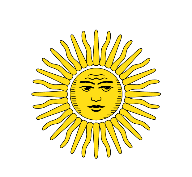 Sun of may clipart graphic freeuse library Argentina Argentinian Sun of May Sol de Mayo World Cup New Men's T ... graphic freeuse library