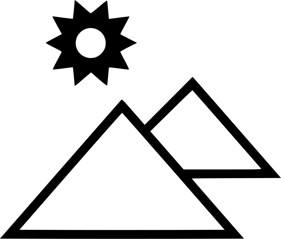 Sun over pyramid clipart png freeuse Sun Pyramids Egyptian Culture Egypt Svg Png Icon Free Download ... png freeuse
