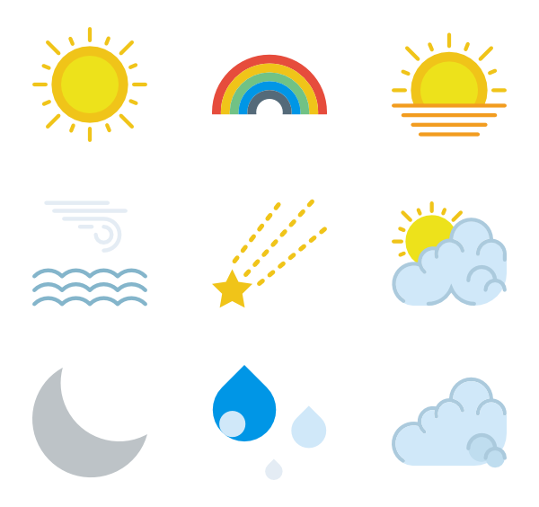 Sun path clipart royalty free Cloud Icons - 12,141 free vector icons royalty free