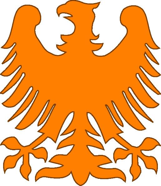Sun phoenix clipart jpg stock Phoenix - Golden Clip Art at Clker.com - vector clip art online ... jpg stock