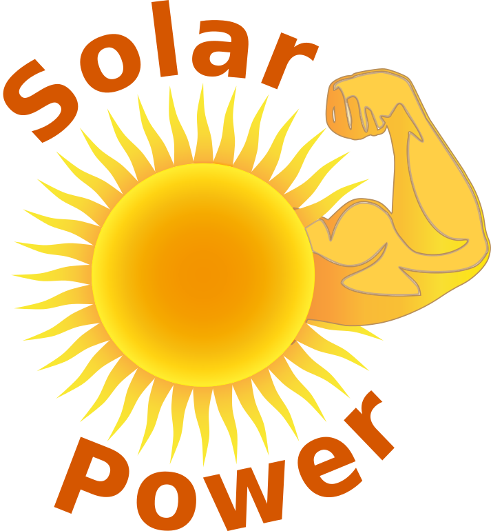 Sun power clipart picture royalty free library Solar power clipart - Clipground picture royalty free library