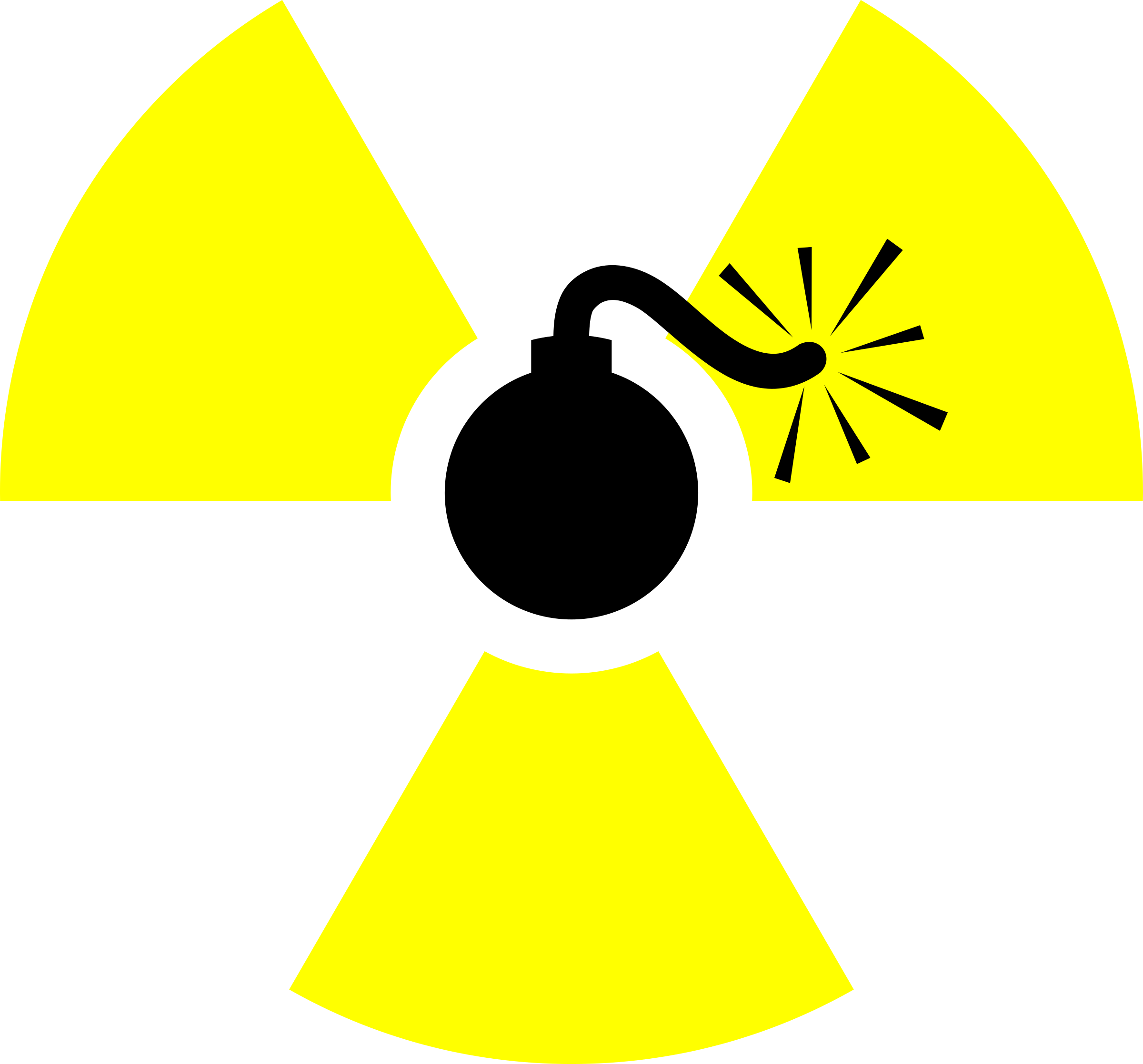 Sun radiation clipart image library Atomic Bomb Clipart & Look At Atomic Bomb Clip Art Images ... image library