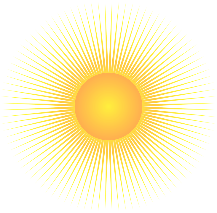 Sun rays clipart free clip art royalty free stock Sun Rays Images#4010572 - Shop of Clipart Library clip art royalty free stock