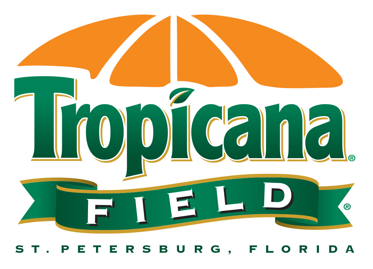 Sun rays field clipart clip transparent stock Tropicana Field - Wikipedia clip transparent stock