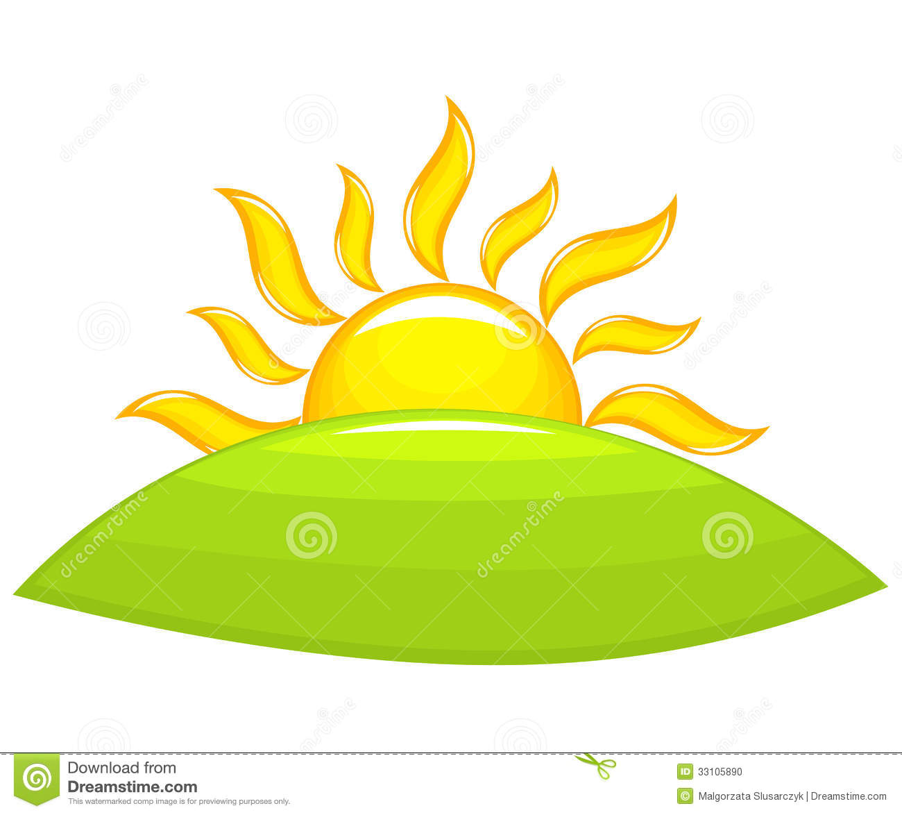 Sun rises clipart image black and white stock Sun rise clipart 2 » Clipart Station image black and white stock