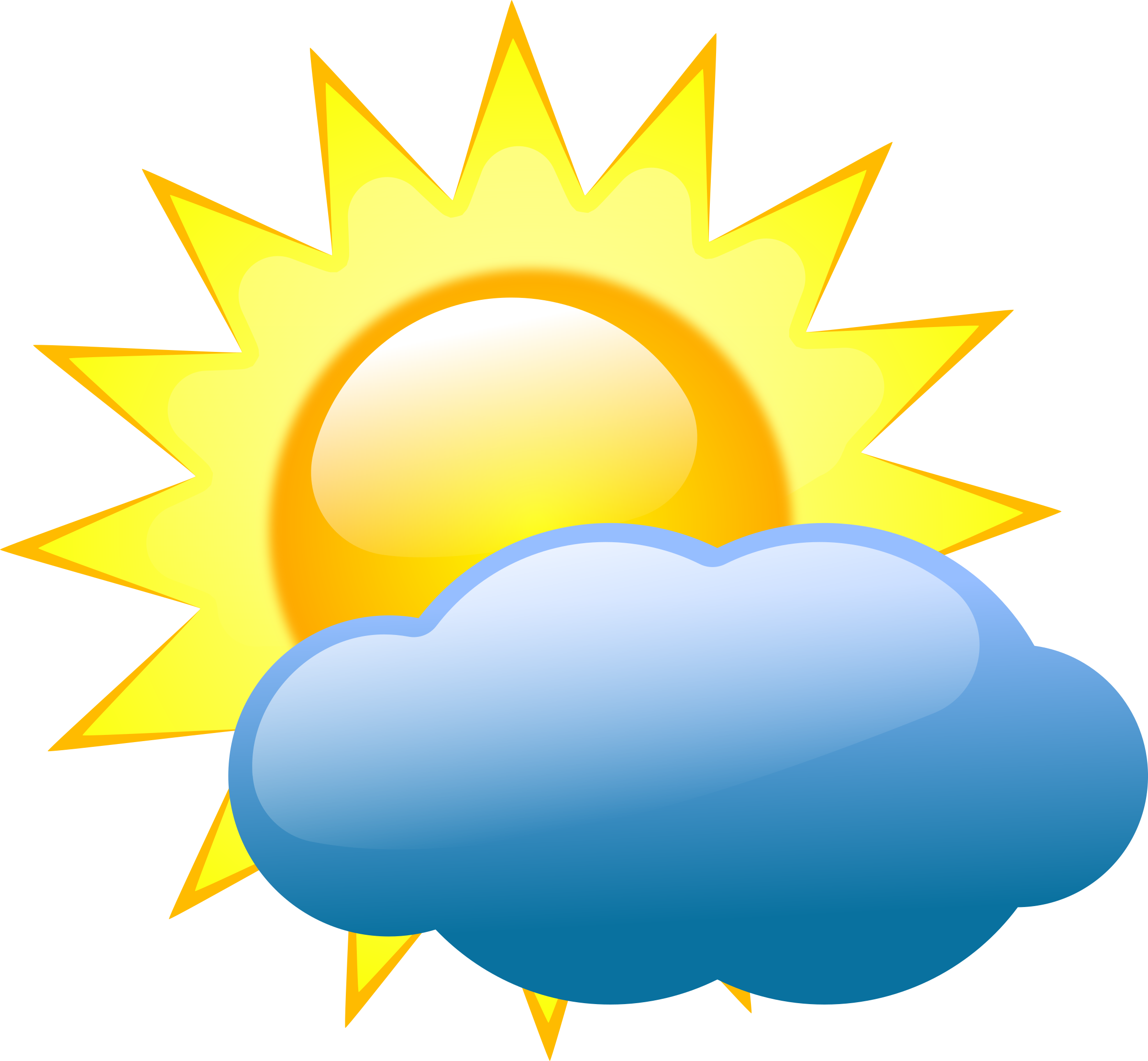 Sun rising clipart clip art free library Sunlight clipart bbc weather ~ Frames ~ Illustrations ~ HD images ... clip art free library
