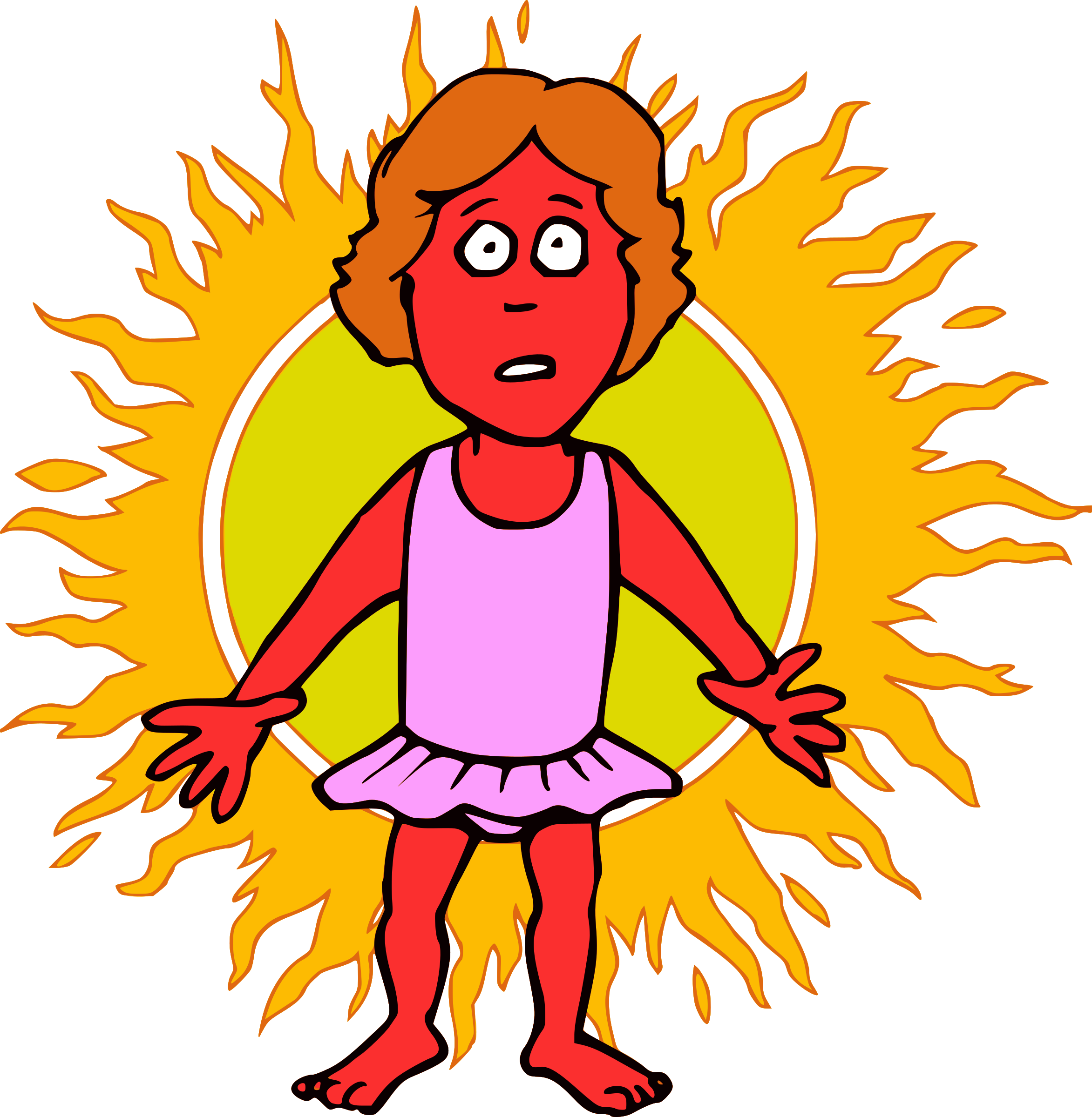 Sun screen clipart graphic library stock What should I do if I have sunburn? - Hollowbrook Foot Specialists graphic library stock