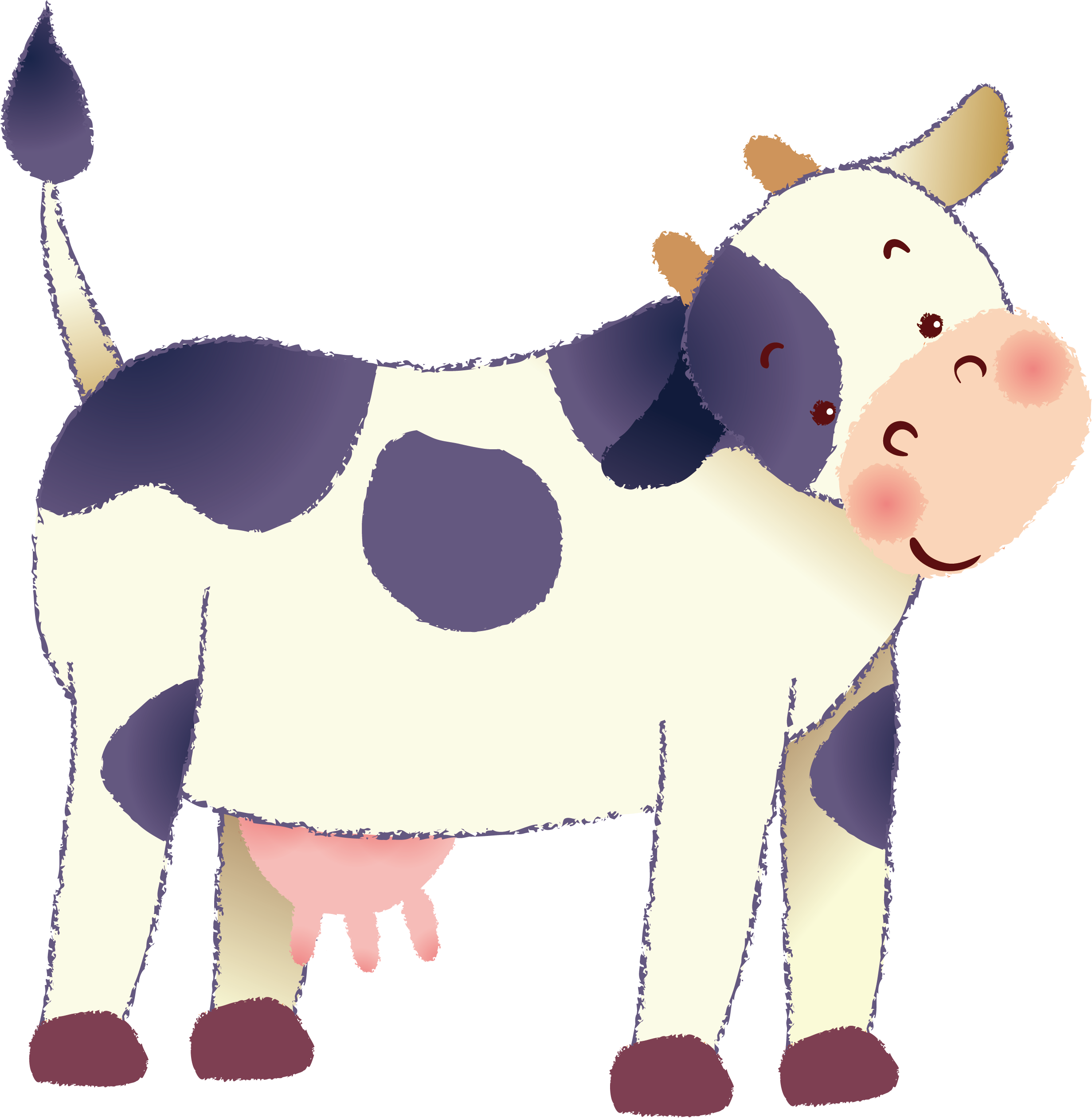 Sun sticking tongue clipart royalty free stock Dairy Cow Clipart at GetDrawings.com | Free for personal use Dairy ... royalty free stock