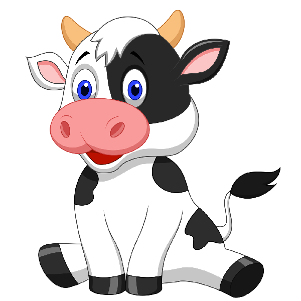 Sun sticking tongue clipart jpg freeuse library Dairy Cow Clipart at GetDrawings.com | Free for personal use Dairy ... jpg freeuse library