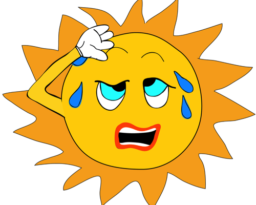 Sun sweating clipart image Emoticon Line clipart - Yellow, Smile, Leaf, transparent ... image