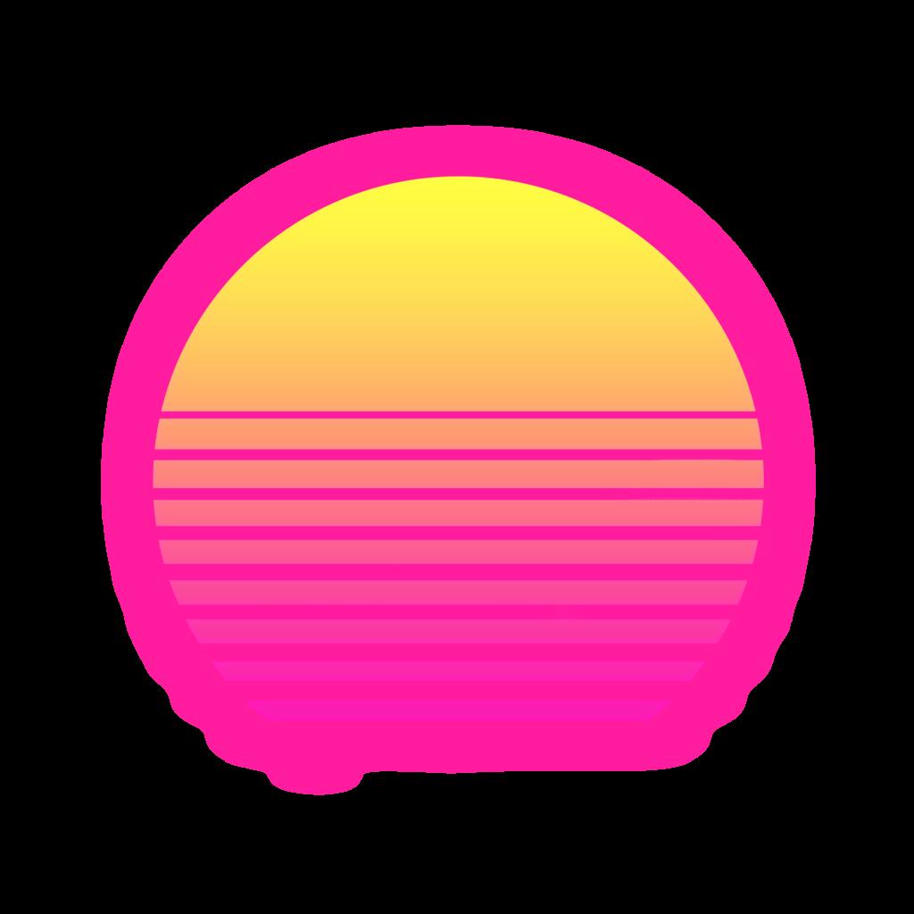 Sun translucent background clipart svg free download Vaporwave Transparent PNG Pictures - Free Icons and PNG Backgrounds svg free download