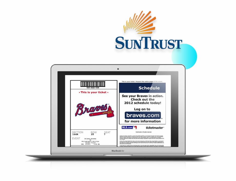 Sun trust clipart image royalty free library Eticket - Suntrust Bank Free PNG Images & Clipart Download ... image royalty free library