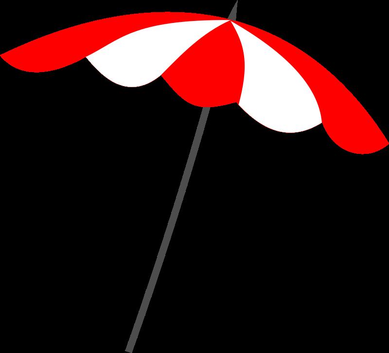 Sun umbrella clipart clipart Clipart - Beach umbrella clipart