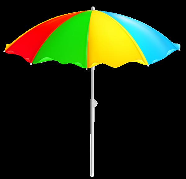 Sun umbrella clipart svg transparent download Colorful Beach Umbrella PNG Clipart | Море, пляж | Pinterest | Clip ... svg transparent download