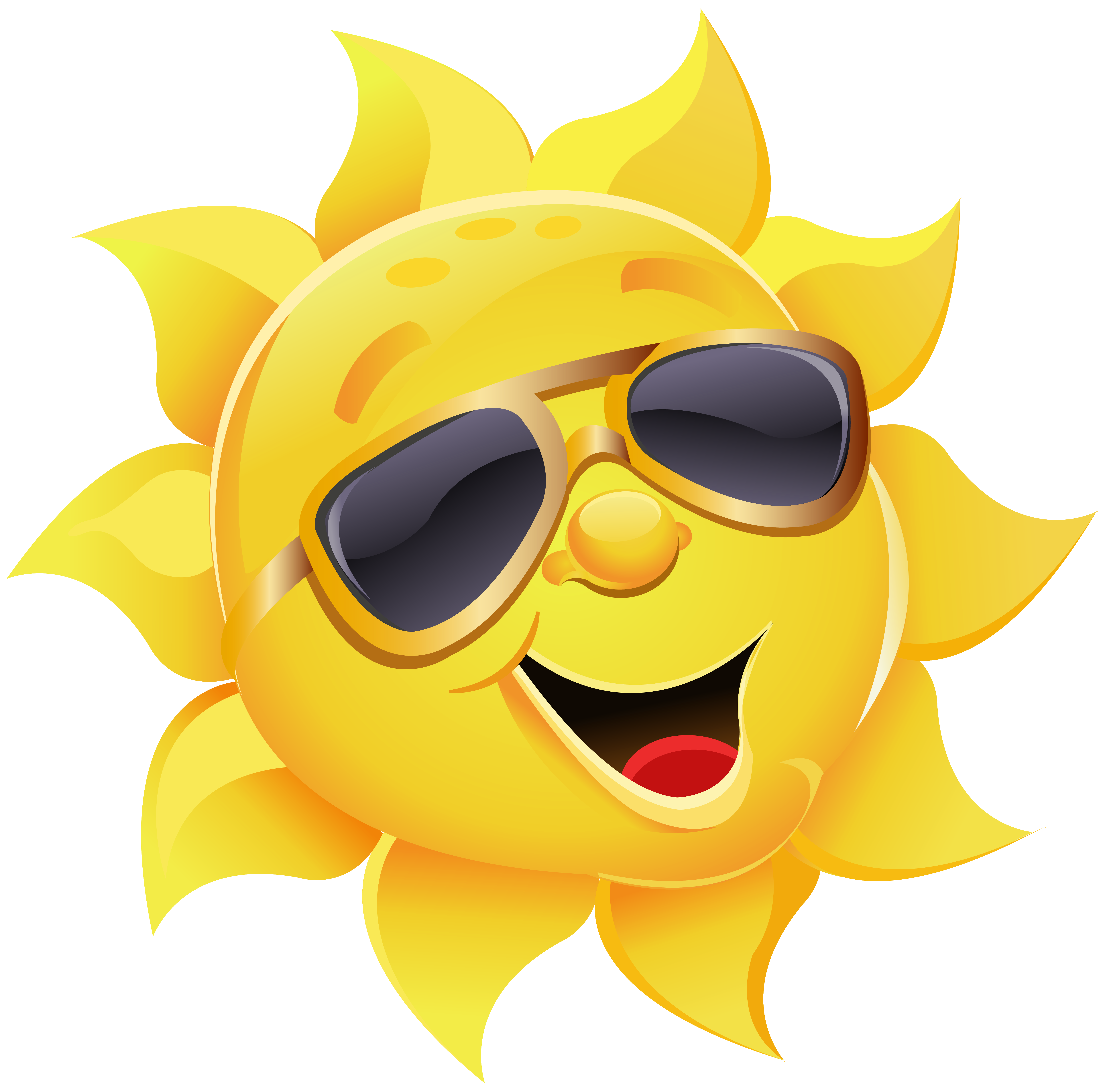 Sun with glasses clipart clipart library download Aviator sunglasses Stock illustration Clip art - Sun with Sunglasses ... clipart library download