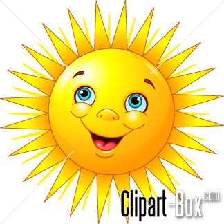 Sun with smiley face clipart freeuse CLIPART SMILING SUN:) Smiley Faces Pinterest - Free Clipart freeuse