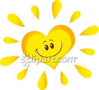 Sunbeam clipart vector black and white stock Sunlight and sunbeam clipart image | Clipart.com vector black and white stock