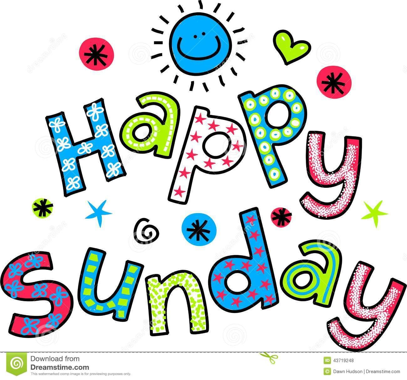 Sunday clipart picture black and white download Happy sunday clipart - ClipartFest | Makes me Smile! | Happy ... picture black and white download