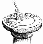 Sundial clipart black and white image black and white download Sundial - /tools/old_tools/Sundial.png.html image black and white download