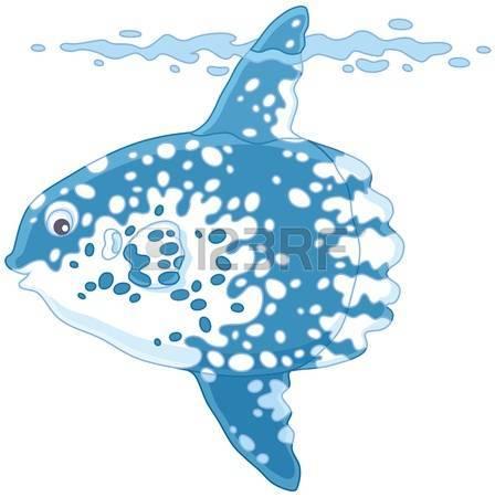 Sunfish clipart clip art Sunfish clipart 6 » Clipart Portal clip art