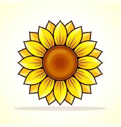 Sunrflower clipart clip art black and white stock Sunflower Clipart Vector Images (over 210) clip art black and white stock