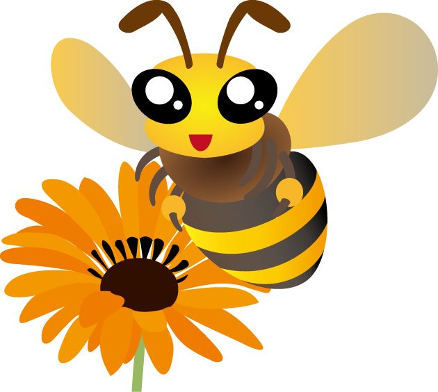 Sunflower and bumble bee clipart picture transparent library Bumblebee clipart sunflower, Bumblebee sunflower Transparent ... picture transparent library