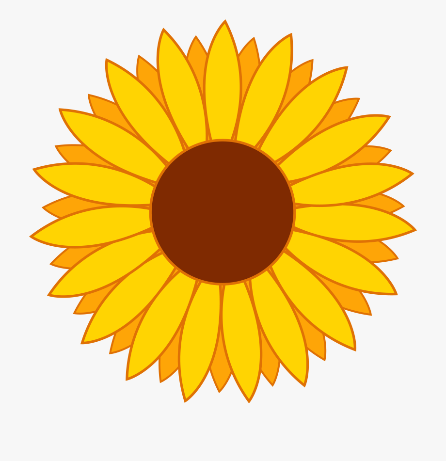 Free sunflower clipart images download Flower Clip Art For Kids Free Clipart Images Cliparting ... download