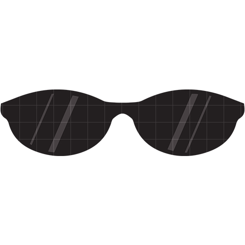 Sunglasses cool clipart clipart black and white Cool Sunglasses Clipart | CINEMAS 93 clipart black and white