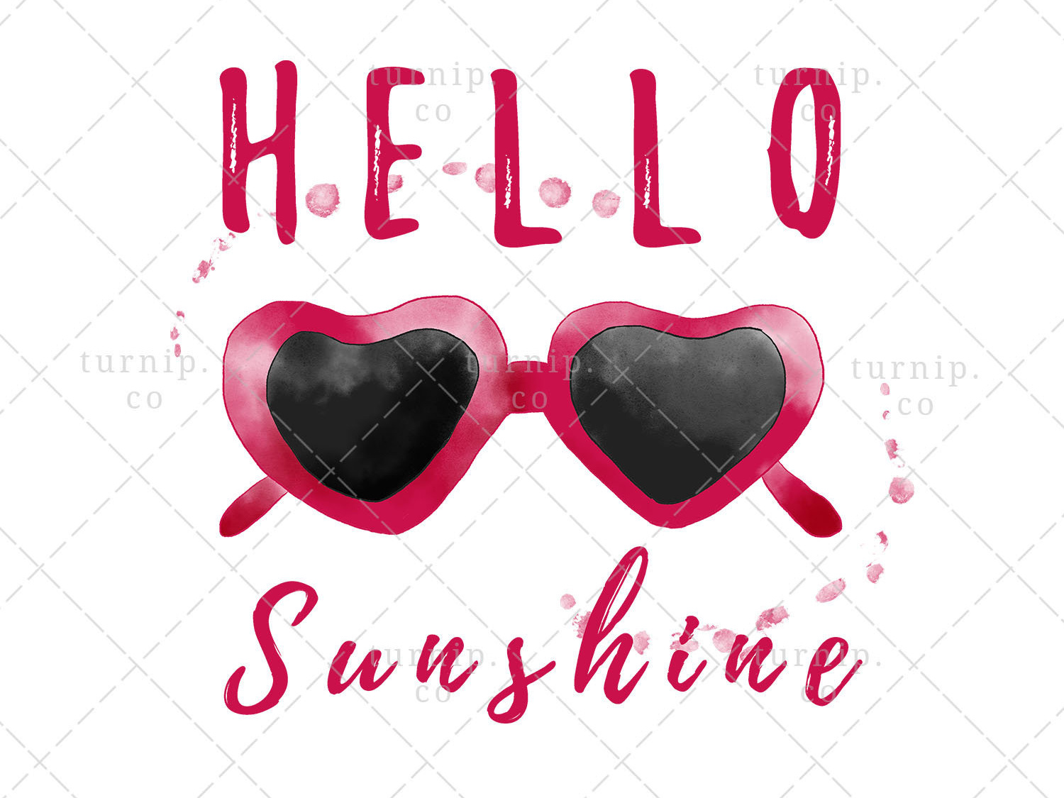 Sunglasses graphic clipart clip freeuse Hello Sunshine PNG Sunglasses Sublimation Clipart Graphic by ... clip freeuse