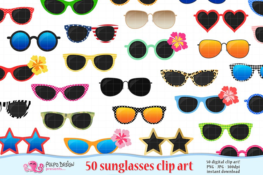 Sunglasses images clipart graphic library stock 50 Sunglasses clipart graphic library stock