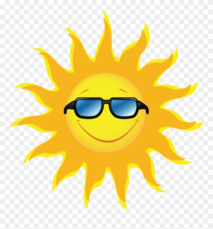 Sunglasses sun clipart clip art black and white Sunshine Sun Clip Art Free Clipart Images 4 - Free Sun ... clip art black and white