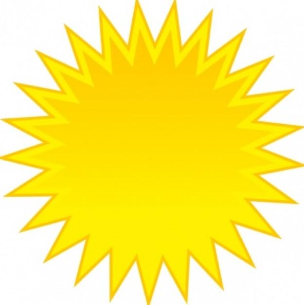 Sunnburst clipart jpg stock 76+ Sunburst Clipart   ClipartLook jpg stock
