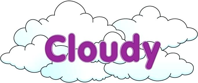 Sunny cloudy weather clipart clip art freeuse library sunny day clipart – chickencounting.com clip art freeuse library