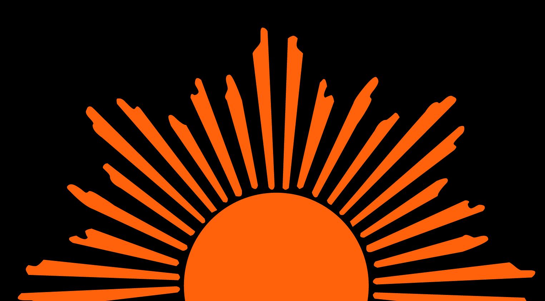 Sunrise public domain clipart transparent jpg free download Sunrise icon   SUNCOAT   Sun logo, Sun clip art, Sun designs jpg free download