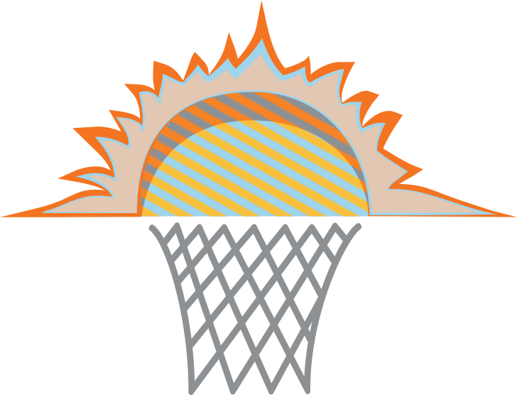 Suns basketball clipart banner library stock Tampa Bay Suns Team Branding – Anthony Brown Creates banner library stock